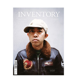 Inventory Magazine - INVENTORY Volume 04 Number 07 Nigo Cover