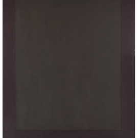 MARK ROTHKO - UNTITLED (PLUM AND DARK BROWN)