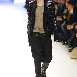 DIOR HOMME - FALL 2007 DOWN JACKET