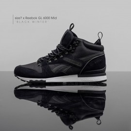 Reebok - GL6000 Mid - Black Winter