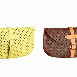 LOUIS VUITTON - resort bags