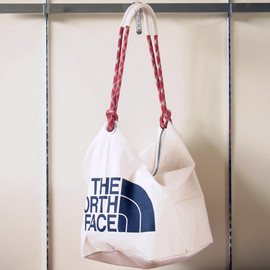 THE NORTH FACE PURPLE LABEL - Cotton Canvas Shoulder Bag #OFF WHITE