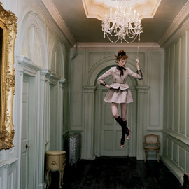 Tim Walker - Tim Walker RED Valentino F/W 2012-13  AD