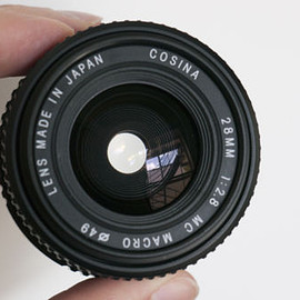 cosina - Cosina 28mm F2.8 MC MACRO for Prakticar PB mount