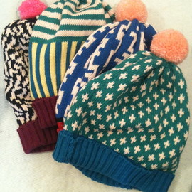 ALL Knitwear - knit cap