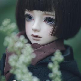 SPIRIT DOLL-DOLL - Rosemary