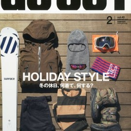別冊GO OUT CAMP GEAR BOOK