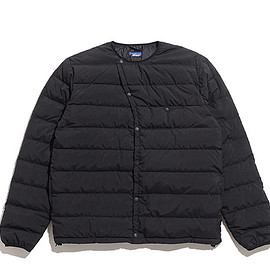NANGA - LOFTMAN別注 Inner Down Jacket-Black