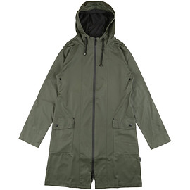 Rains - A-JACKET - Green