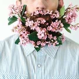 WILL IT BEARD - Beard and Flowers