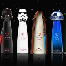 Star Wars Themed Cocktails - by TY KU Premium Sake