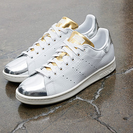"adidas originals - STAN SMITH ""MID SUMMER METALLIC"" PACK"
