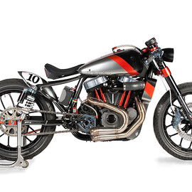 Shaw Speed & Custom - Harley Nightster by Shaw Speed & Custom
