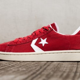 CLOT x Converse First String - Pro Leather Low-cut Sneakers