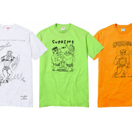 Supreme - Daniel Johnston for Supreme T-Shirts