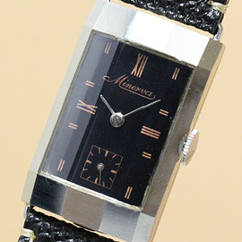 Minerva - Rectangular Watch