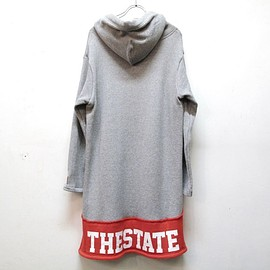 VOTE MAKE NEW CLOTHES - THE STATE LONG PARKA