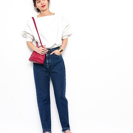 Adam et Rope - 【SOMETHING for ADAM ET ROPE'】 FRENCH NOUVEAU W-FRONT SLIM