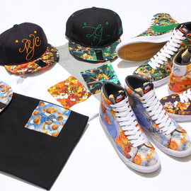 Nike - NIKE CITY FLOWER PACKがLIMITED EDITION for NON FUTUREから発売