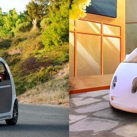 Google - Self-driving vehicle - Prototype