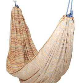 and wander - native jacquard hammock