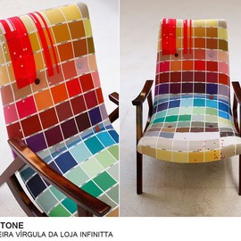 PANTONE - Pantone Colorful Chair