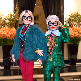 Iris Apfel, Barbie - Iris Apfel's Barbie