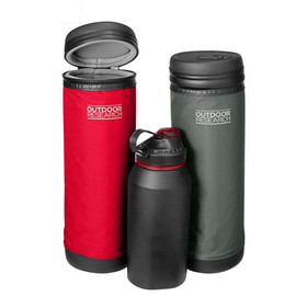 Outdoor Research - Water Bottle Parka #2 Red