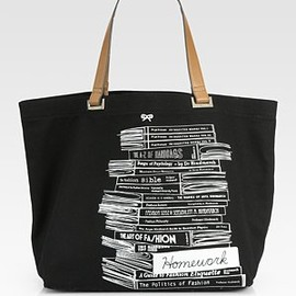 ANYA HINDMARCH - Large Homework Tote Bag