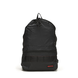 BRIEFING - Packable Day Pack-Black