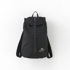 "BAG'n'NOUN - NAPSAC ""BLACK"" CORDURA COLOR : BLACK"