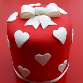 Francisca Neves - Valentine Cake