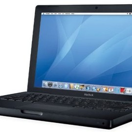 Apple - Macbook (Black)
