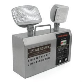 MERCURY - Recharge EMERGENCY Double Light (BURGANDY)