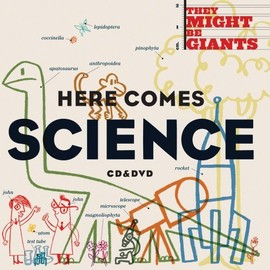 They Might Be Giants - Here Comes Science (W/Dvd)