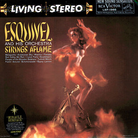 Esquivel - Strings Aflame, 1959