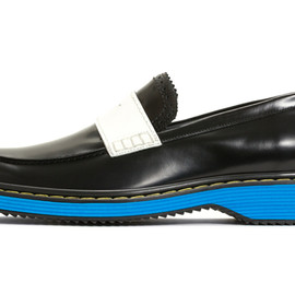 Viktor & Rolf - SS2014 eather loafers, price on request