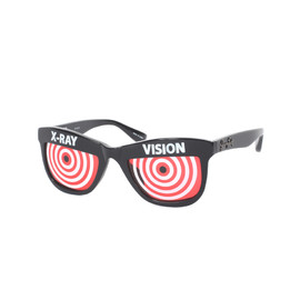 "Jeremy Scott x Linda Farrow - ""XRay"" Sunglasses"
