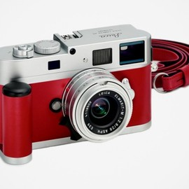 Leica - M9-P Red Leather Edition