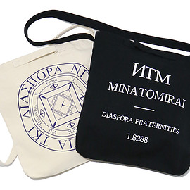 Diaspora Skateboards, fathom - FTM Magic Circle Canvas Tote