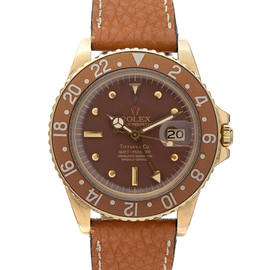 ROLEX x Tiffany & Co. - GMT MASTER