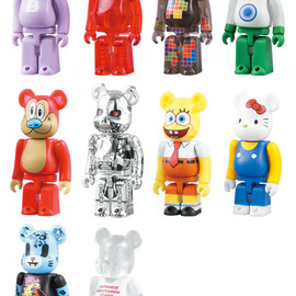 MEDICOM TOY - BE@RBRICK SERIES 18