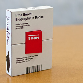 Irma Boom - Irma Boom: Biography in Books
