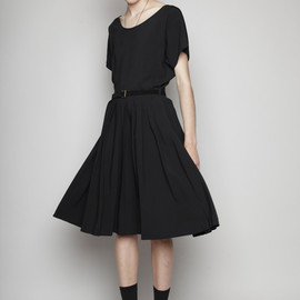 CAMILLA NORRBACK - Lillian Pleated Dress