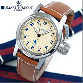 Nylon Militaly Watchstrap - Royal Navy 01
