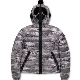 AI - AI - Riders On The Storm Man down reversible jacket