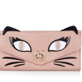 new look - kitty wallet