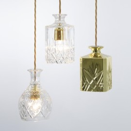 Lee Broom - Crystal Pendant Lights