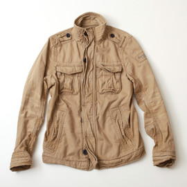 Abercrombie & Fitch - M-65 Jacket