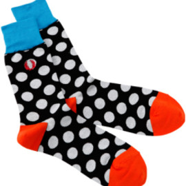 FRED PERRY - Dot Socks